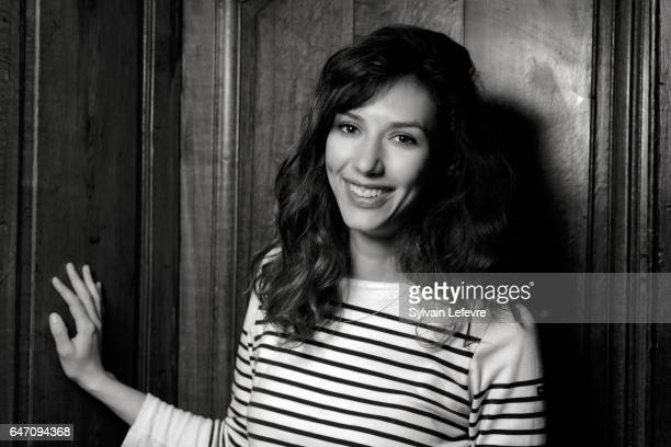 Actress Doria Tillier is photographed for Self Assignment on February 28 2017 in Lille France