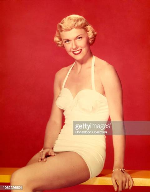 """Actress Doris Day in a scene from the movie """"Romance on the High Seas"""""""