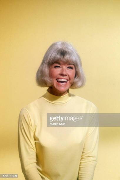 Actress Doris Day poses for a portrait circa late 1960's