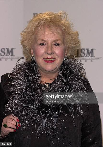 Actress Doris Roberts attends the 5th Annual Prism Awards presented by the Entertainment Industries Council which honored accurate depictions of drug...