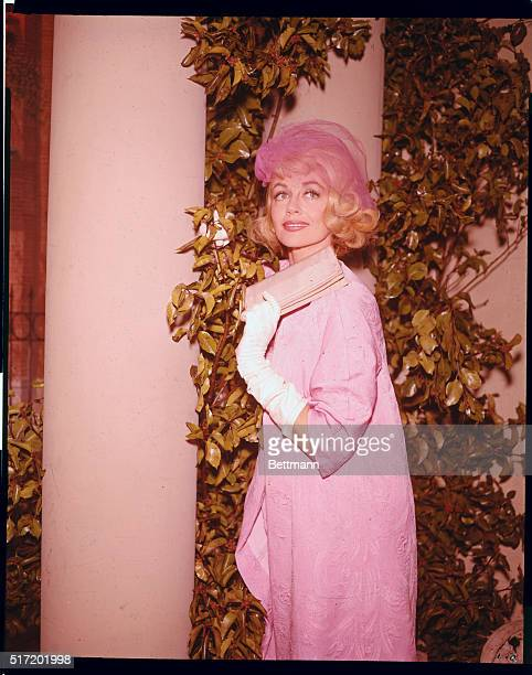 Actress Dorothy Malone who played Constance MackenzieCarson in the TV series Peyton Place