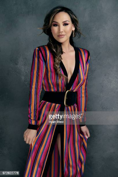 Actress Dorothy Wang is photographed on April 27 2017 in Los Angeles California