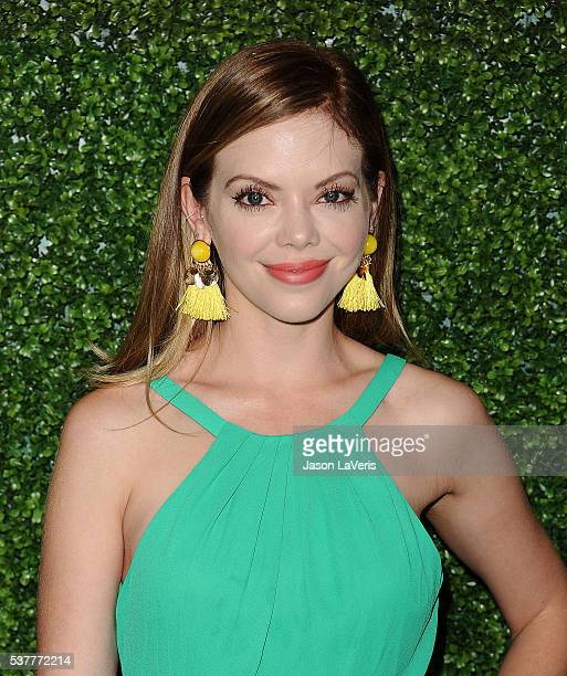 Actress Dreama Walker attends the 4th annual CBS Television Studios Summer Soiree at Palihouse on June 2 2016 in West Hollywood California
