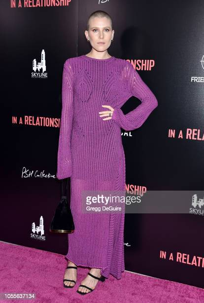 Actress Dree Hemingway arrives at the In a Relationship Premiere at The London Hotel on October 30 2018 in West Hollywood California