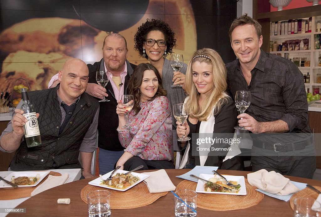 "ABC's ""The Chew"" - Season Two : News Photo"