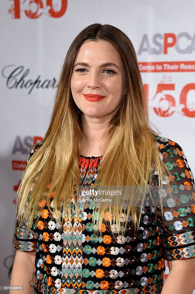 ASPCA Hosts 19th Annual Bergh Ball Honoring Drew Barrymore, Hosted By Nathan Lane With Music By Mark Ronson - Arrivals