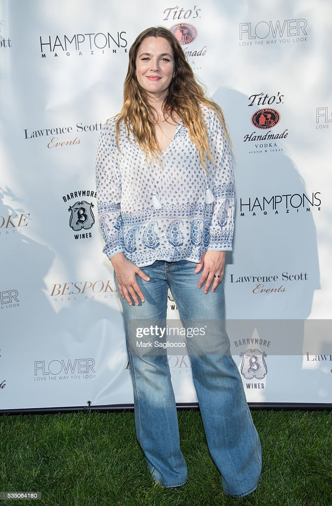 Hamptons Magazine Memorial Day Soiree With Drew Barrymore