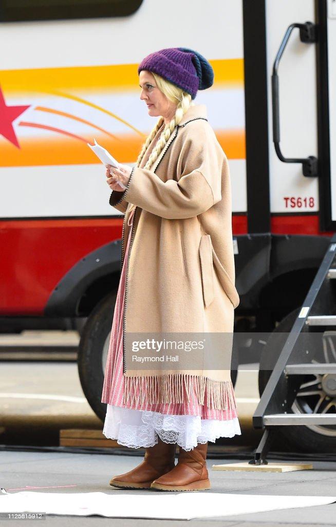 NY: Celebrity Sightings In New York City - February 19, 2019