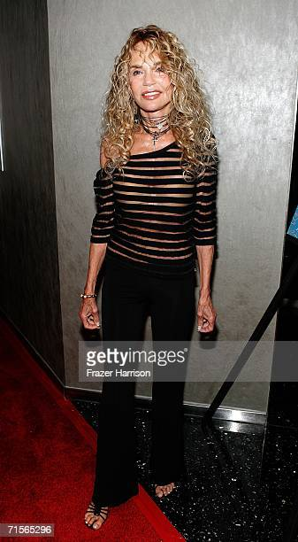 Actress Dyan Cannon arrives at the premiere for Boynton Beach Club held at the Pacific Design Centre Silver Screen Theatre on August 1 2006 in Los...