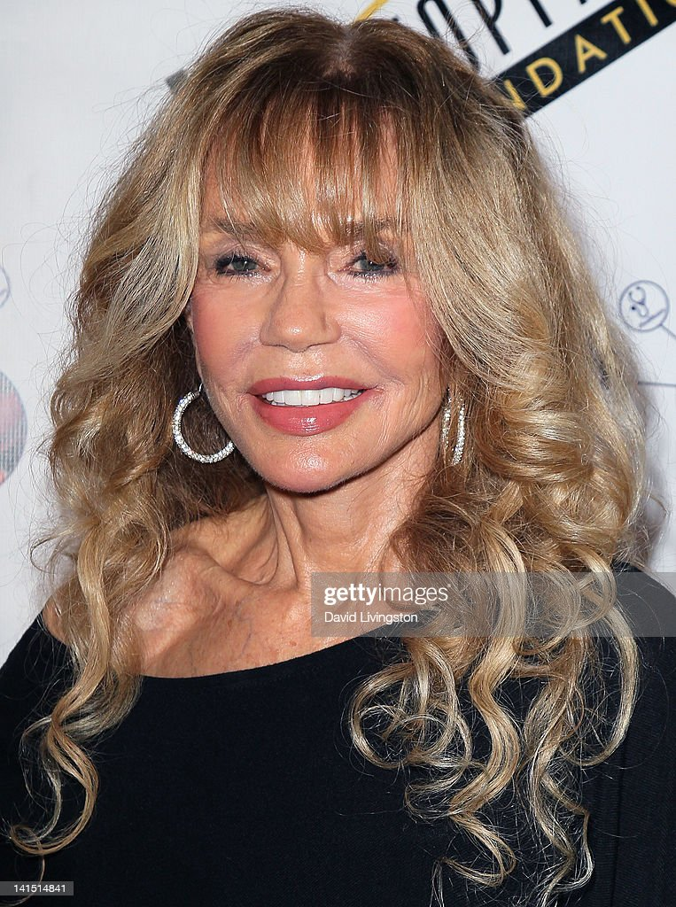 Actress Dyan Cannon attends the 3rd annual Unstoppable Gala at the Millennium Biltmore Hotel on March 17, 2012 in Los Angeles, California.