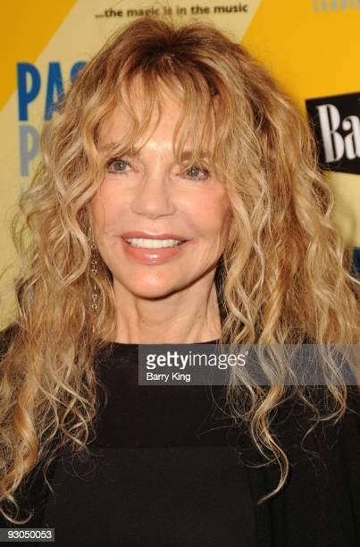 """Actress Dyan Cannon attends the """"Baby It's You"""" Opening Night at the Pasadena Playhouse on November 13, 2009 in Pasadena, California."""
