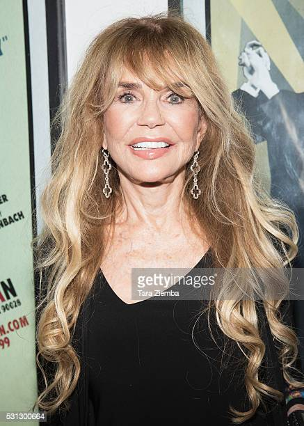 Actress Dyan Cannon attends the opening night of 'I Only Have Eyes For You' at The Ricardo Montalban Theatre on May 13 2016 in Hollywood California