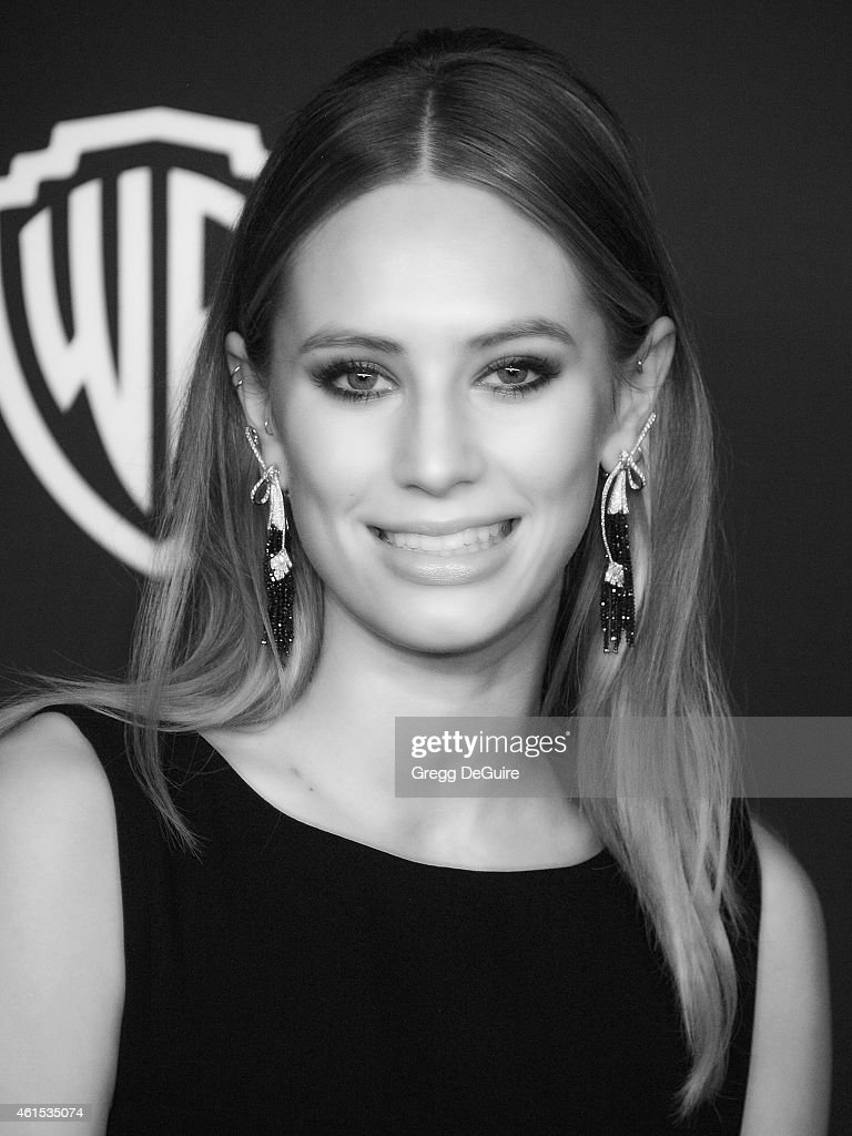 Actress Dylan Penn arrives at the 16th Annual Warner Bros. And InStyle Post-Golden Globe Party at The Beverly Hilton Hotel on January 11, 2015 in Beverly Hills, California.