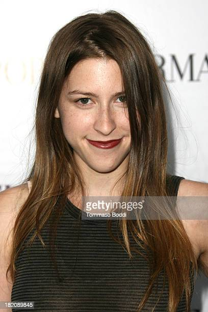 Actress Eden Sher attends the 11th Annual Teen Vogue Young Hollywood Party With Emporio Armani on September 27 2013 in Los Angeles California