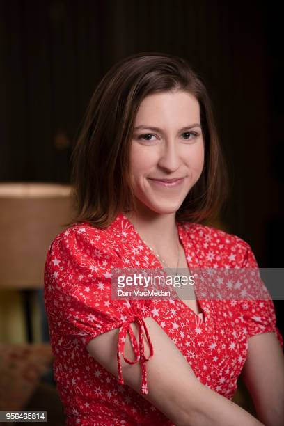 Actress Eden Sher from 'The Middle' is photographed for USA Today on March 22 2018 in Burbank California PUBLISHED IMAGE