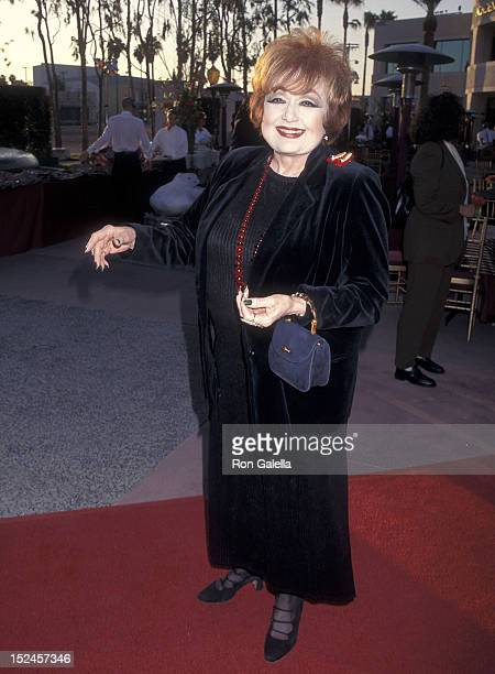 Actress Edie Adams attends the Screening of the HBO Television Special '50 Years of Television A Celebration of the Academy of Television Arts...