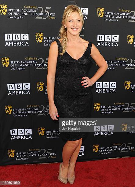Actress Edie Falco arrives at the BAFTA Los Angeles TV Tea 2012 Presented By BBC America at The London Hotel on September 22, 2012 in West Hollywood,...