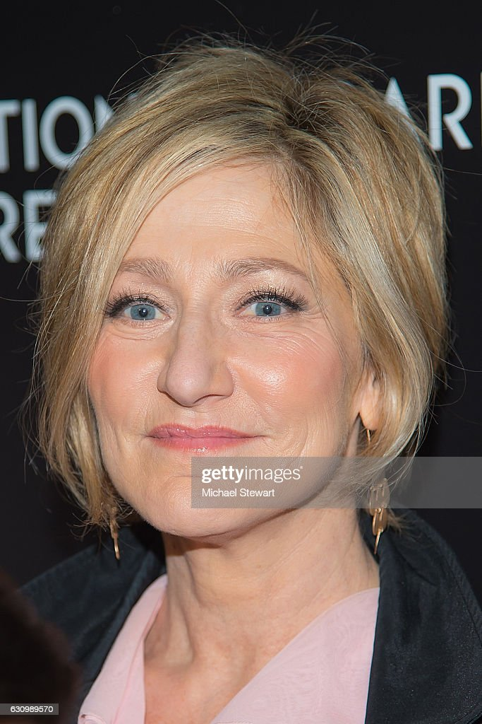 Actress Edie Falco attends the 2016 National Board of Review Gala at Cipriani 42nd Street on January 4, 2017 in New York City.