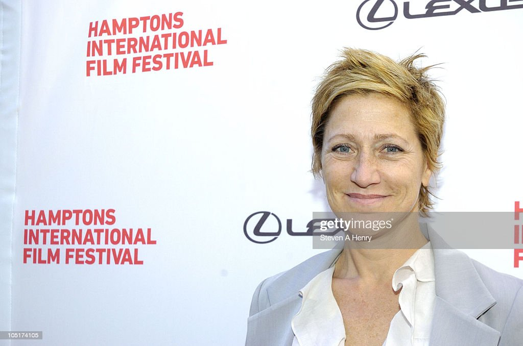 Actress Edie Falco Attends The U00273 Backyardsu0027 Premiere During The 18th  Annual Hamptons International