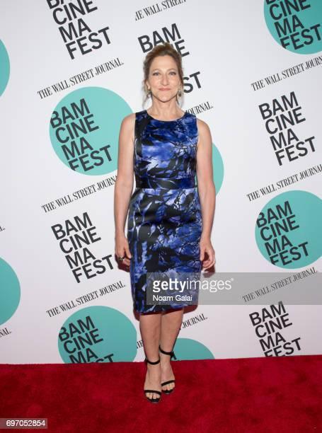 Actress Edie Falco attends the BAMcinemaFest 2017 screening of 'Landline' at BAM Harvey Theater on June 17 2017 in New York City
