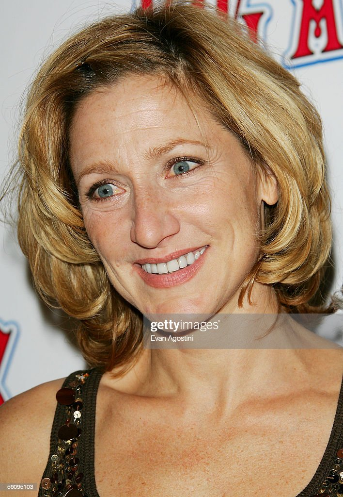 Actress Edie Falco Attends The Big Apple Circus Opening Night Gala