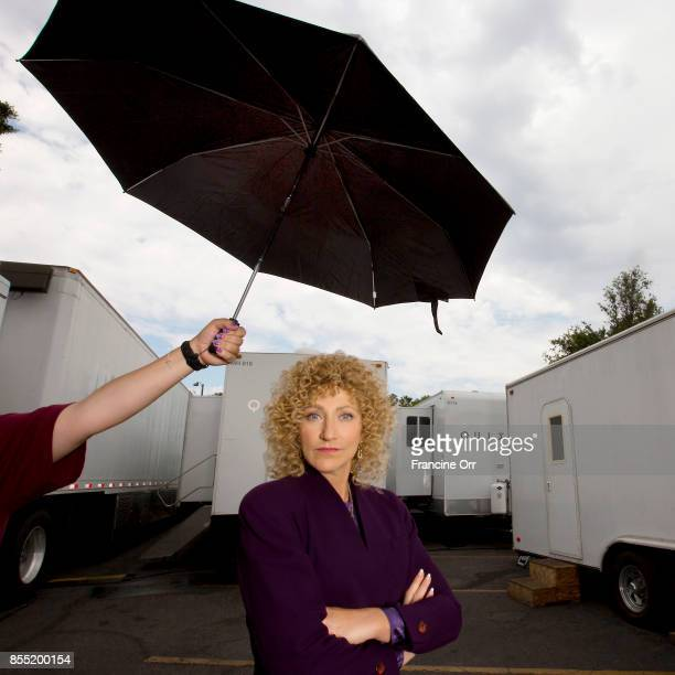 Actress Edie Falco is photographed for Los Angeles Times on July 24 2017 in Los Angeles California PUBLISHED IMAGE CREDIT MUST READ Francine Orr/Los...