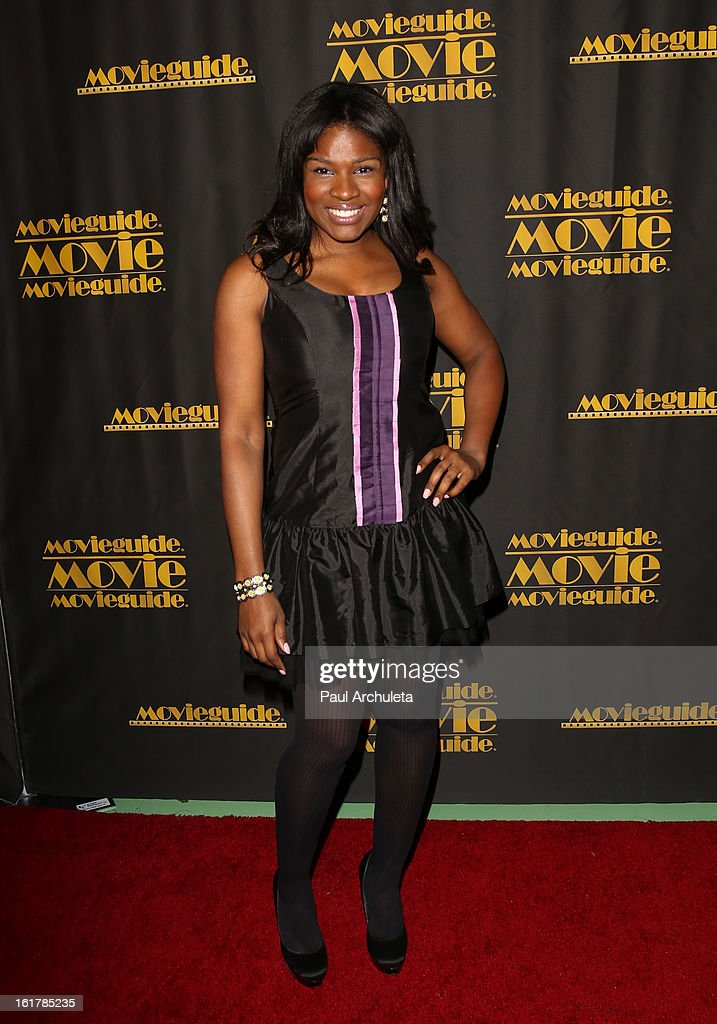 Actress Edwina Findley attends the 21st annual Movieguide Awards at Hilton Universal City on February 15, 2013 in Universal City, California.