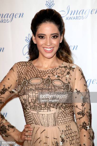 Actress Edy Ganem attends the 32nd Annual Imagen Awards at the Beverly Wilshire Four Seasons Hotel on August 18 2017 in Beverly Hills California