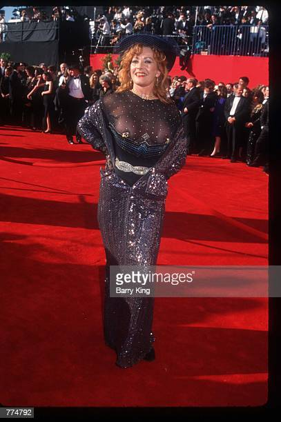 Actress Edy Williams arrives at the sixtyseventh Academy Awards March 27 1995 in Los Angeles CA After nearly threequarters of a century of...