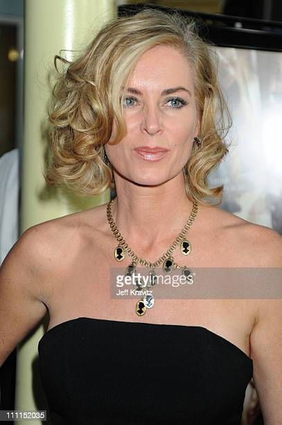 Actress Eileen Davidson arrives at Summit Entertainment's Premiere of 'Sorority Row' at ArcLight Hollywood on September 3 2009 in Hollywood California