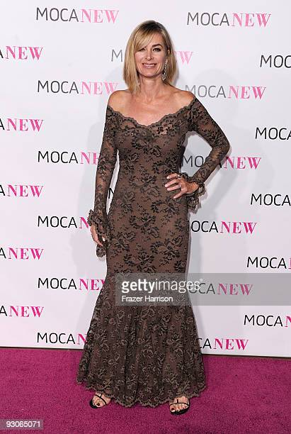 Actress Eileen Davidson arrives at the MOCA New 30th Anniversary Gala on November 14 2009 in Los Angeles California