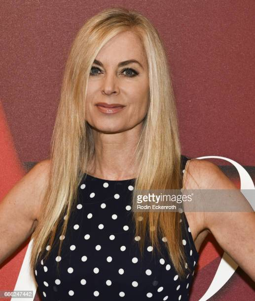 Actress Eileen Davidson attends the Grand Reopening of Macy's Westfield Century City on April 8 2017 in Century City California
