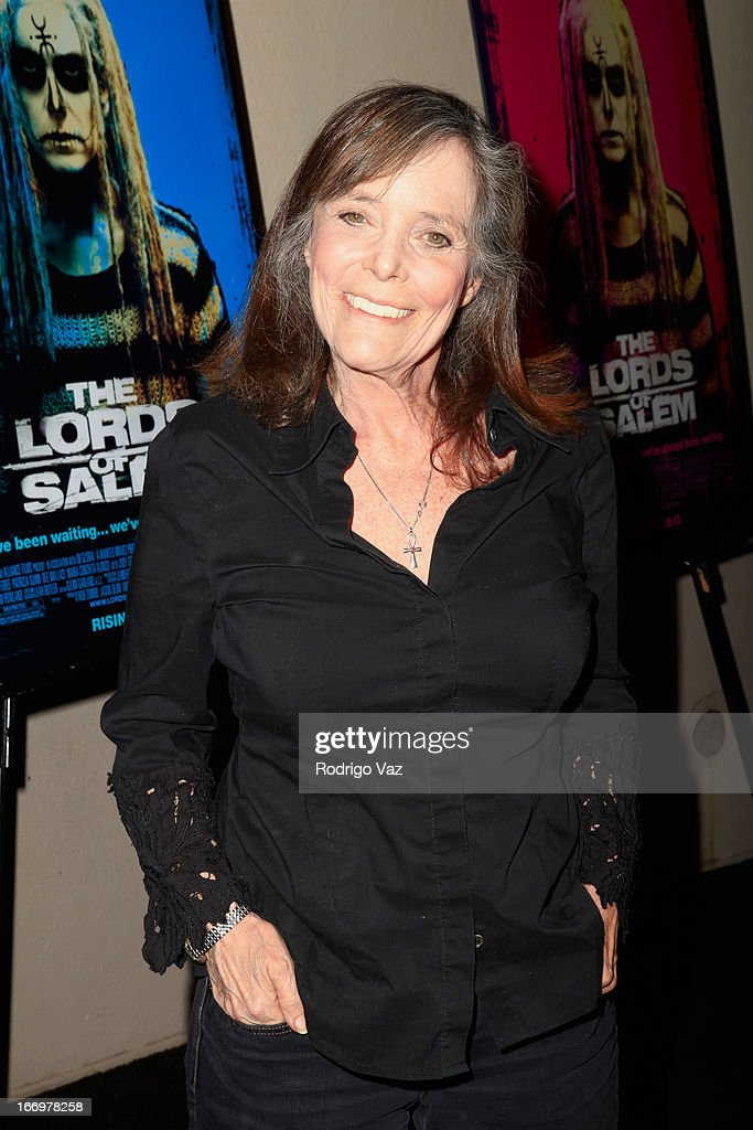 Actress Eileen Dietz arrives at Rob Zombie's 'The Lords Of Salem' Los Angeles Premiere at AMC Burbank 16 on April 18, 2013 in Burbank, California.