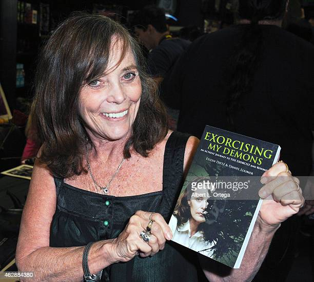 Actress Eileen Dietz at the Second Annual David DeCoteau's Day Of The Scream Queens held at Dark Delicacies Bookstore on January 25, 2015 in Burbank,...
