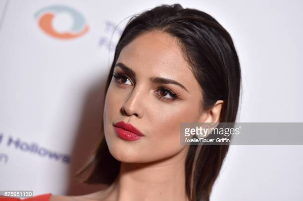 Actress Eiza Gonzalez arrives at the inaugural Los Angeles gala dinner in support of The Fred Hollows Foundation at DREAM Hollywood on November 15...