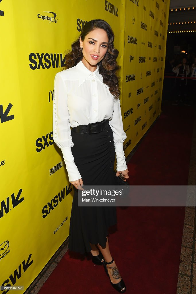Actress Eiza Gonzalez attends the 'Baby Driver' premiere 2017 SXSW Conference and Festivals on March 11, 2017 in Austin, Texas.