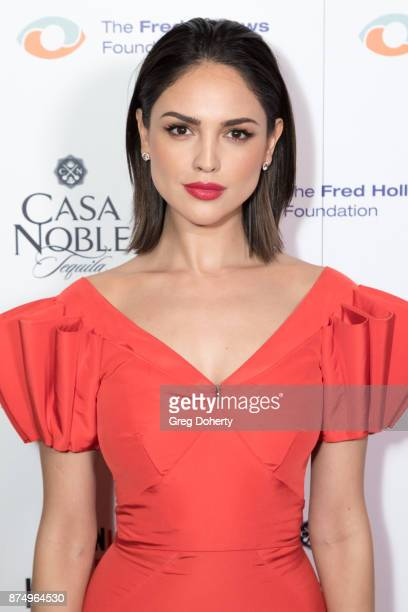 Actress Eiza Gonzalez attends the Joel Edgerton Presents The Inaugural Los Angeles Gala Dinner In Support Of The Fred Hollows Foundation at DREAM...