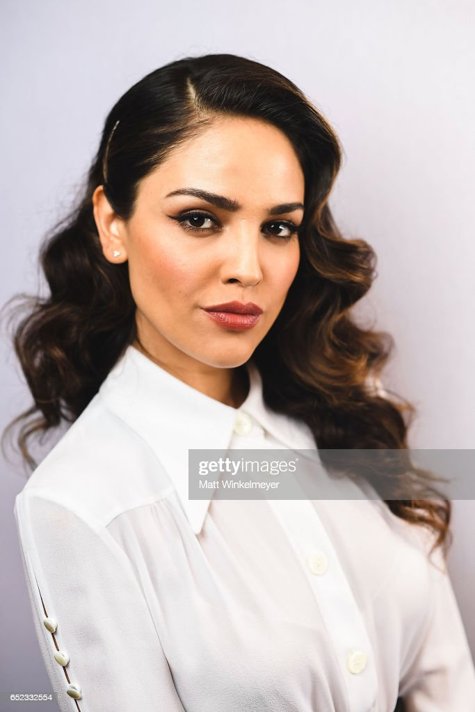 Actress Eiza Gonzalez poses for a portrait during the 'Baby Driver' premiere 2017 SXSW Conference and Festivals on March 11, 2017 in Austin, Texas.