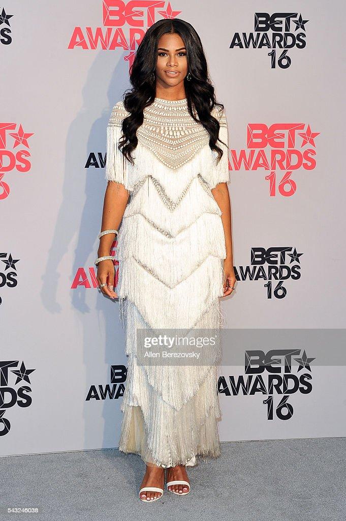 2016 BET Awards - Press Room