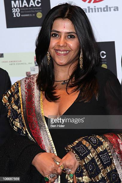 Ekta Kapoor Pictures and Photos - Getty Images