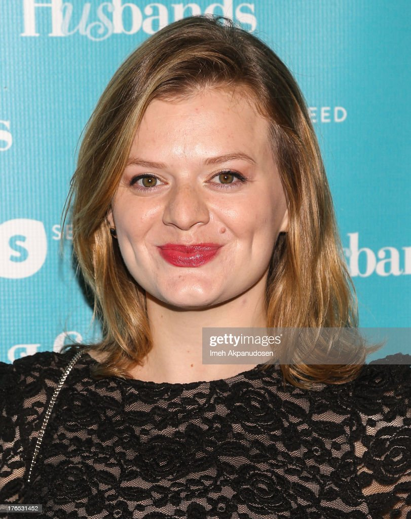 Actress Elaine Carroll attends the premiere of CW Seed's 'Husbands' at The Paley Center for Media on August 14, 2013 in Beverly Hills, California.