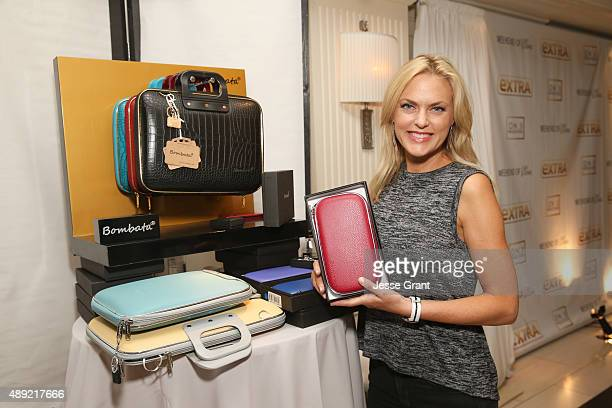 """Actress Elaine Hendrix attends EXTRA's """"WEEKEND OF 