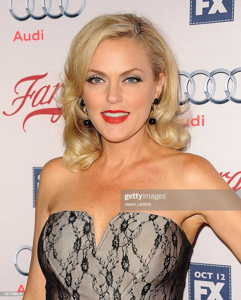 Actress Elaine Hendrix attends the Sex&Drugs&Rock&Roll