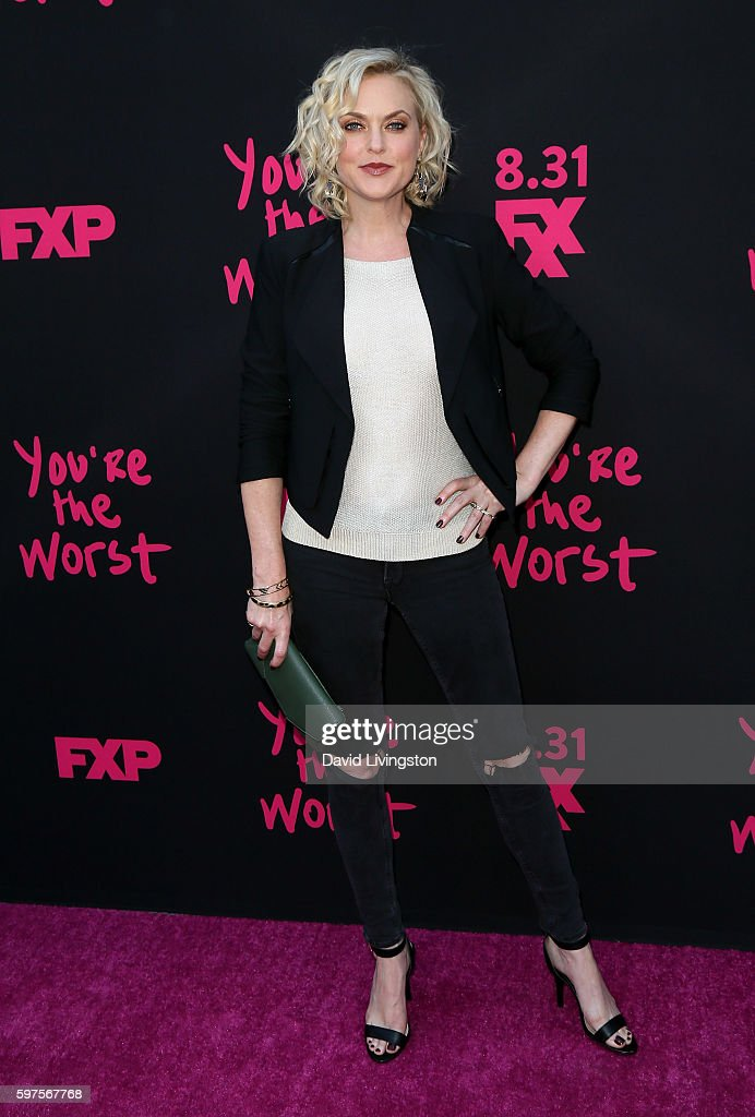 """Premiere Of FXX's """"You're The Worst"""" Season 3 - Arrivals"""