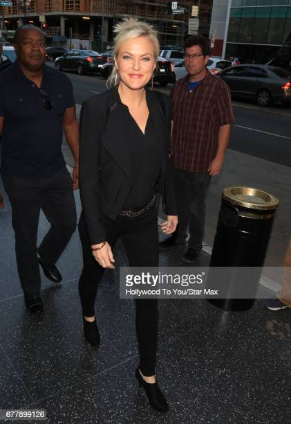 Actress Elaine Hendrix is seen on May 2, 2017 in Los Angeles, California.