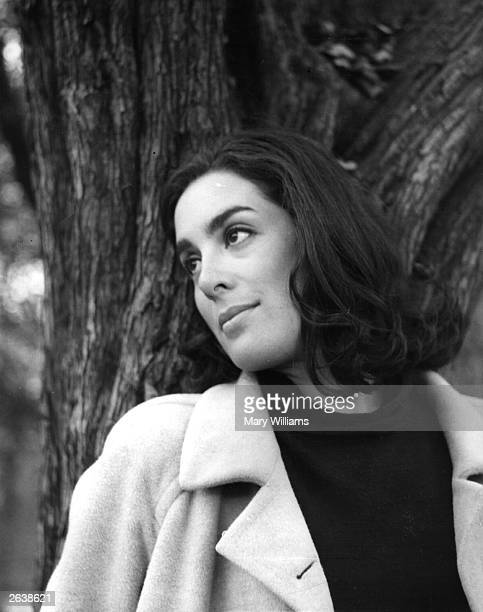 Actress Eleanor Bron who took up her career after leaving Cambridge She has appeared in many satirical programmes on British television such as 'That...