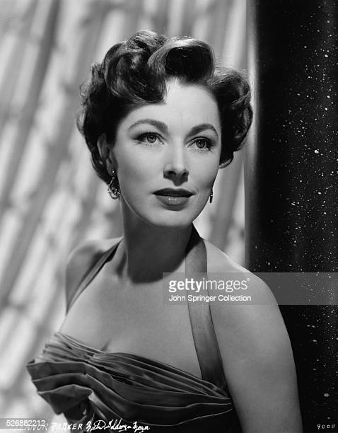 Actress Eleanor Parker