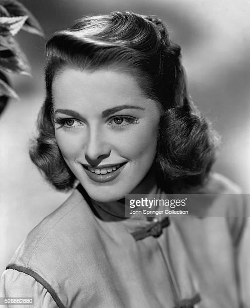 Actress Eleanor Parker