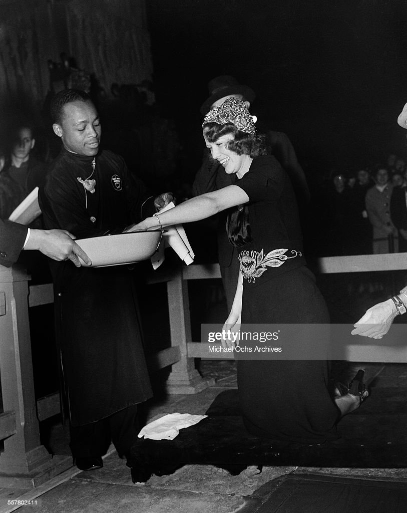 Eleanor Powell : News Photo