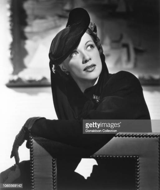 Actress Eleanor Powell in a scene from the movie Lady Be Good